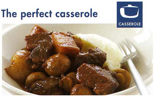 Meat Standards Australia - MSA perfect casserole cooking instructions.  Landtasia meat is MSA Tender graded.