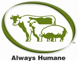 The Always Humane™ logo symbol is a beacon of our commitment not only to our clients' health and wellbeing, but also to the health and wellbeing of our livestock.  No Feedlot, no chemicals, no herbicides, no genetically modified grain.