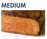 Meat Standards Australia - MSA perfect medium steak cooking instructions.  Landtasia meat is MSA Tender graded.
