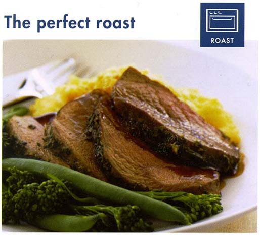 Meat Standards Australia - MSA perfect roast cooking instructions.  Landtasia meat is MSA Tender graded.